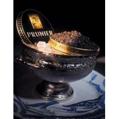 Dégustation de caviars français à Paris