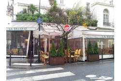 Restaurantes antiguos de París