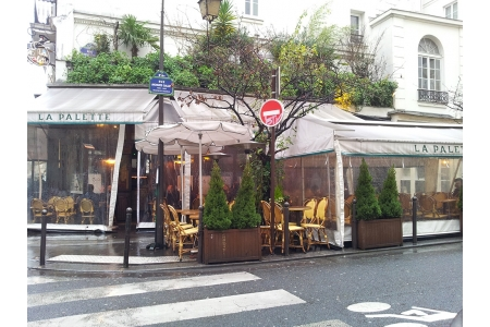 Historic Restaurants in Paris