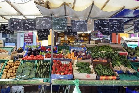 Visite guidée des marchés parisiens
