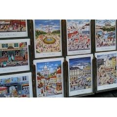Tour gourmet en Montmartre Paris