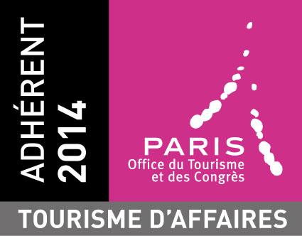 Logo Adhésion Office du Tourisme 2014