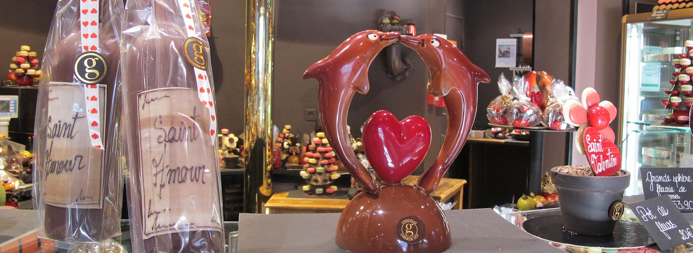Gourmet activities in Paris for St Valentine's day
