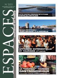 Magazine ESPACES numero 320