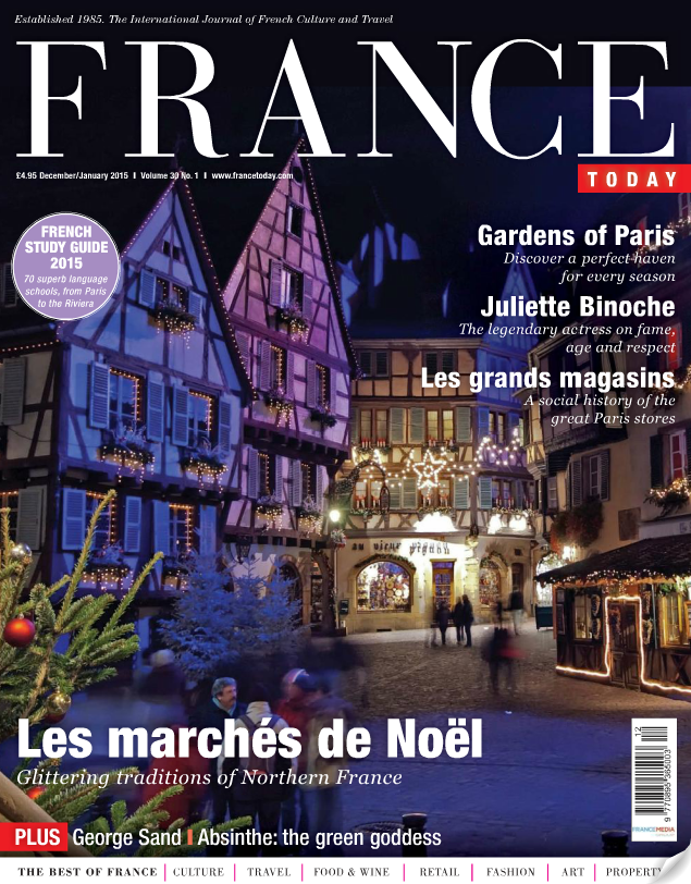 France Today Mag December 2014