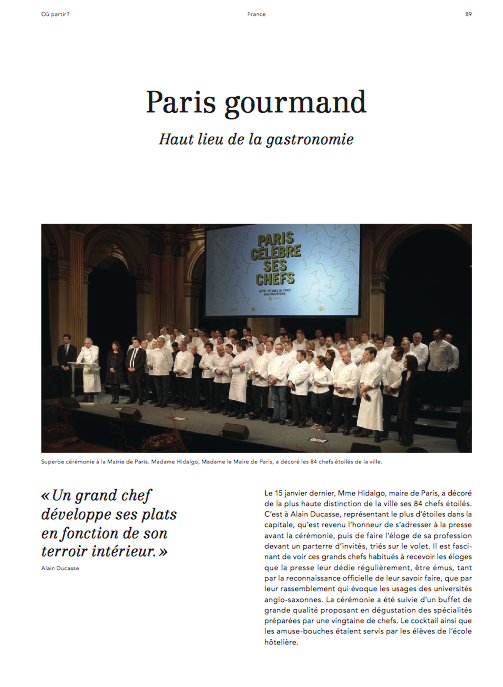 Suisse Ou Magazine Printemps 2016