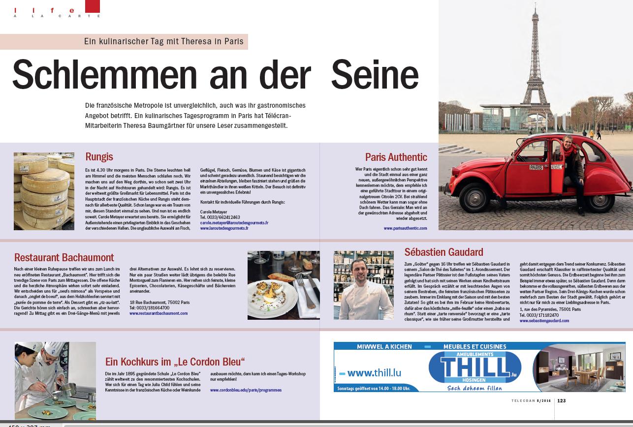 Allemagne_Luxembourg Telecran magazine 2016