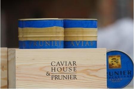 Degustación de caviar en París