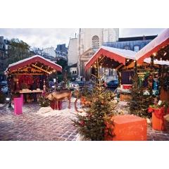 Visite guidée des marchés de Noël Paris