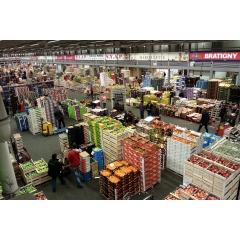 Visite private du marché de Rungis