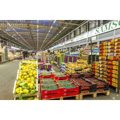 Visita privada del mercado de Rungis