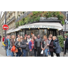 Food tour st germain des prés