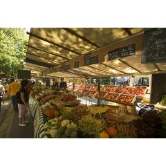 Visita de mercados parisinos