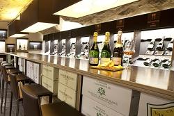 Dégustation de Champagne à Paris