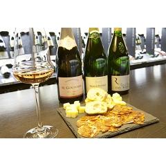 Champagne Tasting in Paris