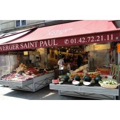 Paseo gourmet en le Marais