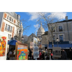 Food Tour in Montmartre Paris