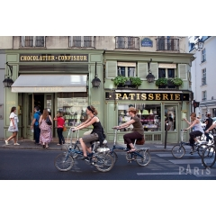 Visita de chocolateries y pastelerias en Paris