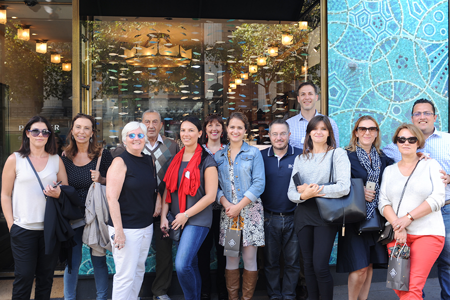 Food tours for groups in Paris