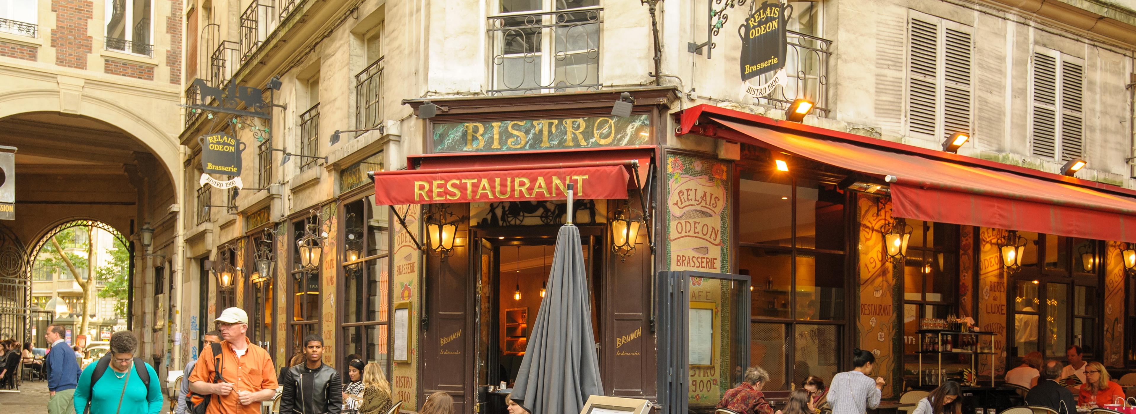 Paseo gourmet en St germain des prés Paris
